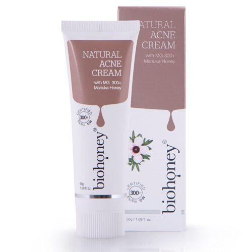 597102 1.76 oz Manuka Honey Acne Cream - 6 Per Case