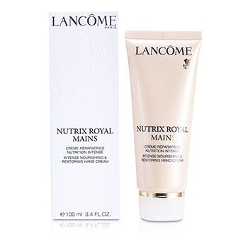91178 3.4 oz Nutrix Royal Mains Intense Nourishing & Restoring Hand Cream