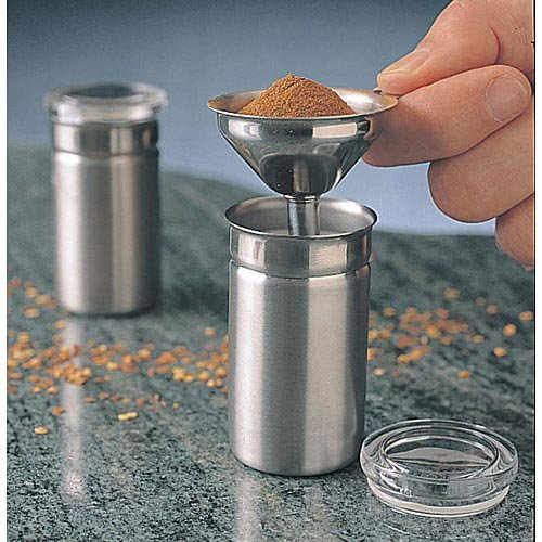 Frontier Natural Products 208829 Container Store Spice Funnel