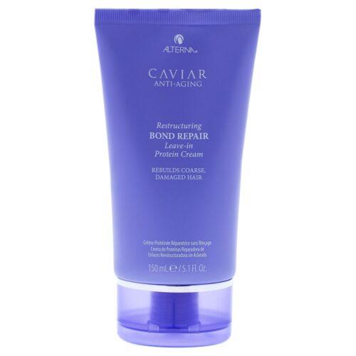 I0087643 5.1 oz Caviar Anti-Aging Restructuring Bond Repair Leave-In Protein Cream for Unisex
