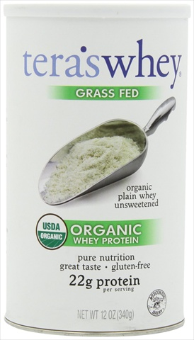Organic Weight Loss Products Plain 12 Ounce